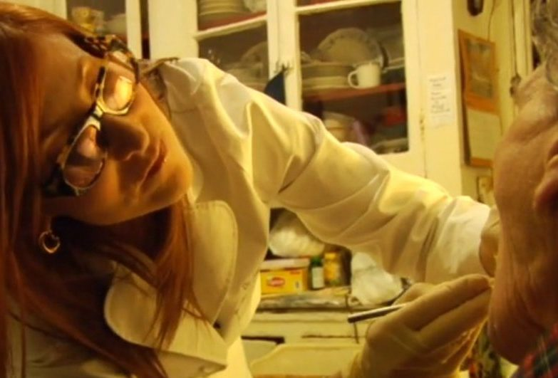 Dr. Alisa Kauffman Making Housecalls