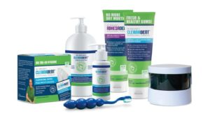 Denture Products for the elderly and those with missing teeth