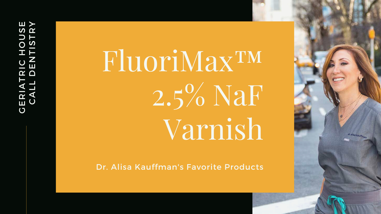 product review for fluorimax varnish